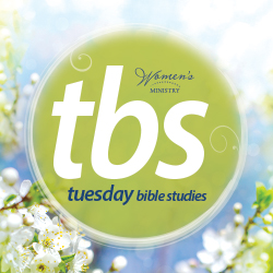 Women's Tuesday Bible Studies
